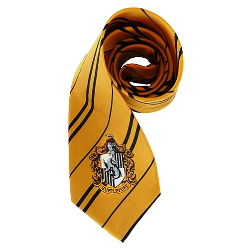 Harry Potter Hufflepuff House Necktie