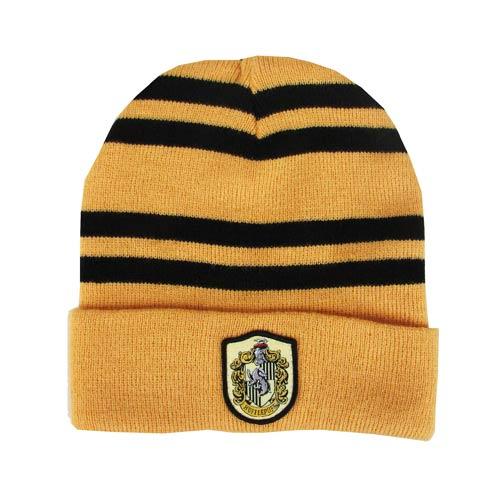 Harry Pottter Hufflepuff House Beanie Hat