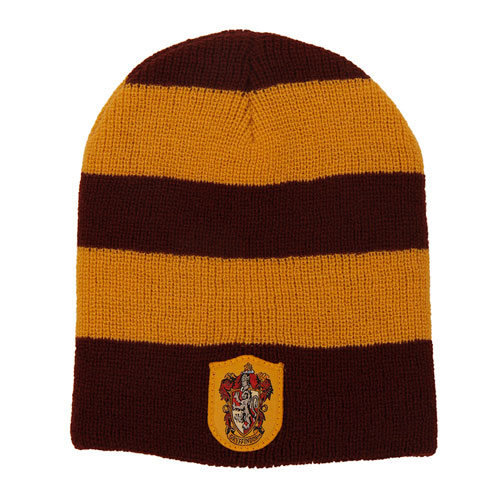 Harry Potter Gryffindor House Slouch Beanie Hat