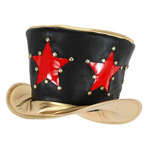 Bootsy Collins Red Star Hat