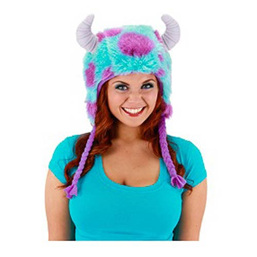 Monsters University Sulley Sullivan Deluxe Laplander Hat