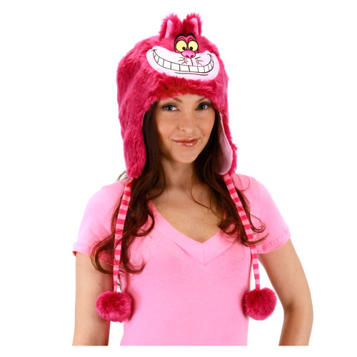 Alice in Wonderland Cheshire Cat Laplander Hat
