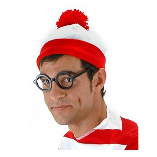 Where's Waldo? Beanie Hat