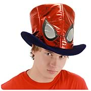 Spider-Man Blue and Red Novelty Hat