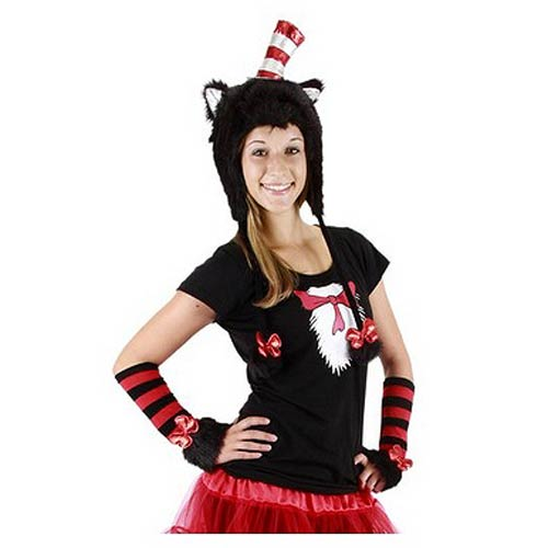Dr. Seuss Cat in the Hat Laplander Hat