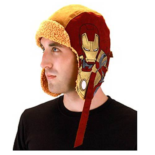 Iron Man 3 Aviator Laplander Hat