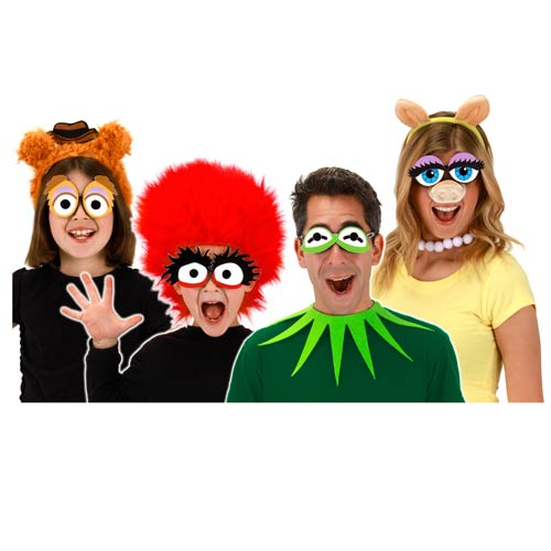 Muppets Cartoon Eyes Glasses