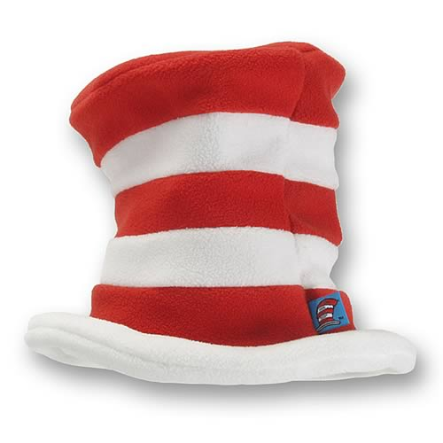 The Cat In The Hat Striped Toddler Hat