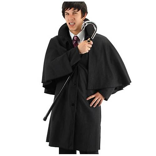 Dark Shadows Barnabas Collins Deluxe Inverness Cape