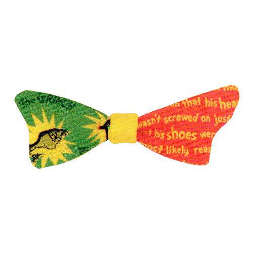 Dr. Seuss The Grinch Bow Tie