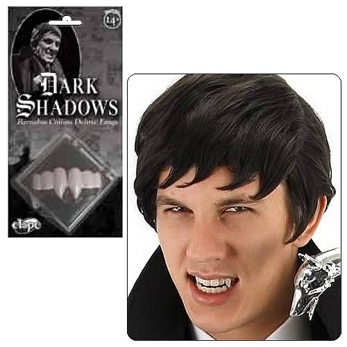 Dark Shadows Barnabas Collins Fangs