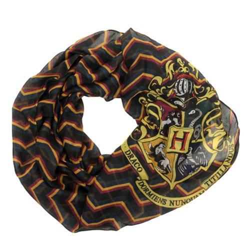 Harry Potter Hogwarts Infinity Scarf