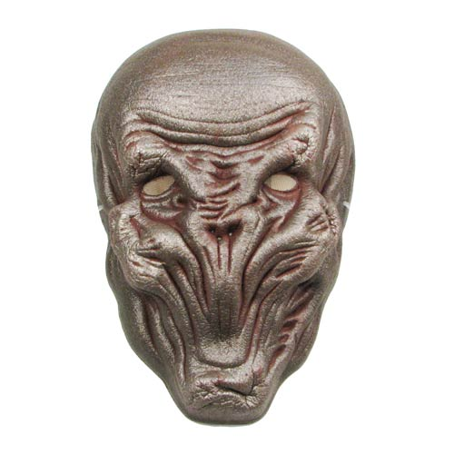 Doctor Who The Silence Mask