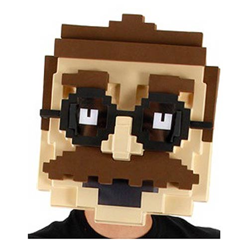 Pixel 8-Bit Man Mask