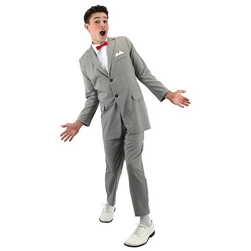 Pee-Wee Herman Deluxe Adult Costume