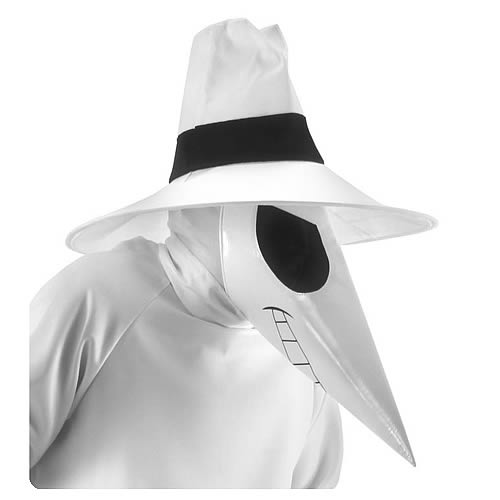 Spy vs. Spy White Spy Accessories Kit