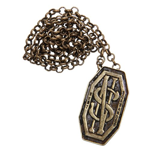 Fantastic Beasts and Where to Find Them Newt Pendant Pin