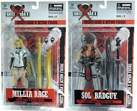 Guilty Gear X Series 1 Set