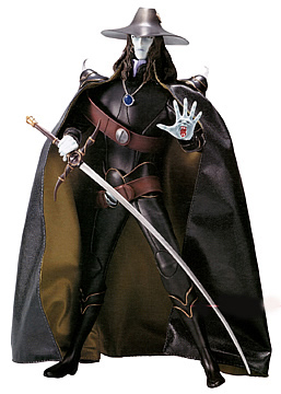 12in. Vampire Hunter D Figure
