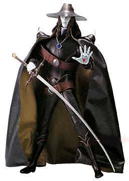 12in. Vampire Hunter D Figure