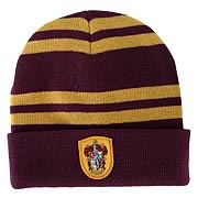 Harry Potter Gryffindor House Beanie Hat
