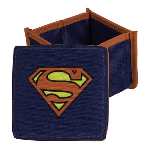 Superman Logo Mini-Box