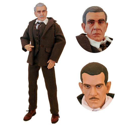 Boris Karloff 12-Inch Action Figure, Not Mint