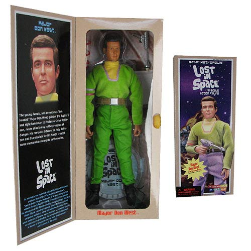 Lost in Space Major Don West 12-Inch Action Figure