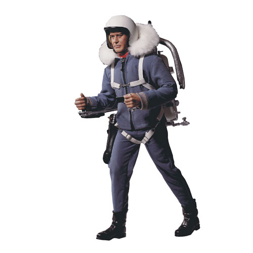 Lost in Space Action Figures - John Robinson with Jetpack 1:6 Action Figure