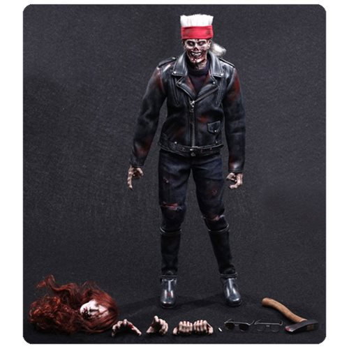 Dead World King Zombie 1:6 Scale Action Figure
