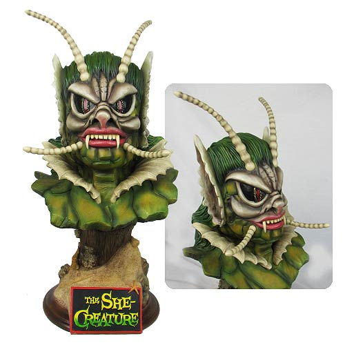 She-Creature 3:4 Scale Bust