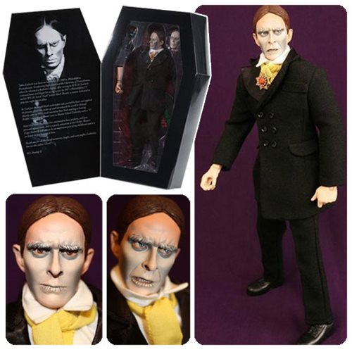 Zacherley the Cool Ghoul 12-Inch Action Figure