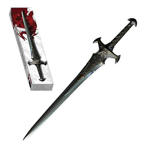 Dragon Age Origins Grey Warden Render Sword Letter Opener