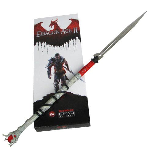 Dragon Age 2 Miniature Staffsword Prop Replica