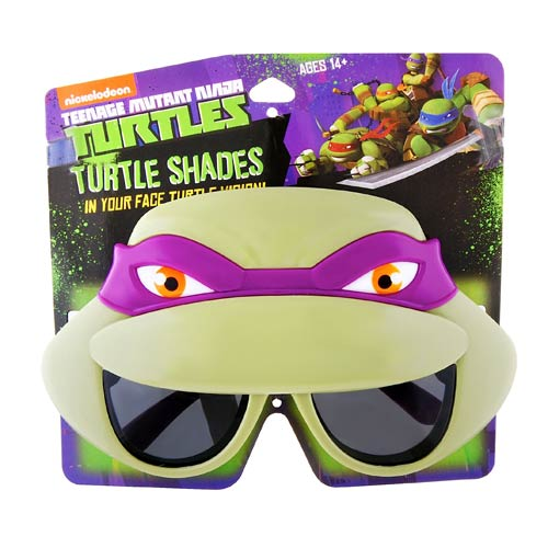 Teenage Mutant Ninja Turtles Donatello Mask Sunglasses