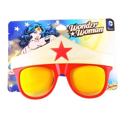Wonder Woman Crown Sun-Staches