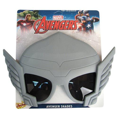 Avengers Thor Sun-Staches