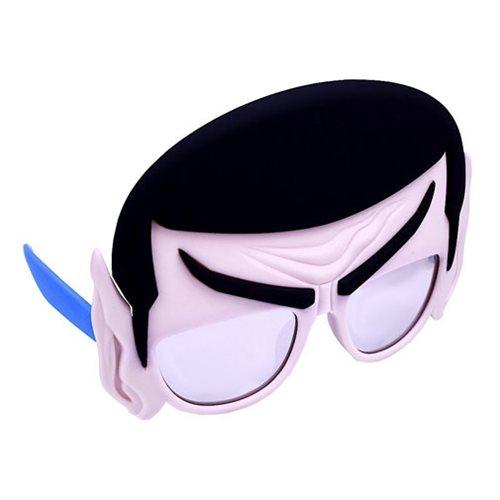 Star Trek Mr. Spock Sun-Staches