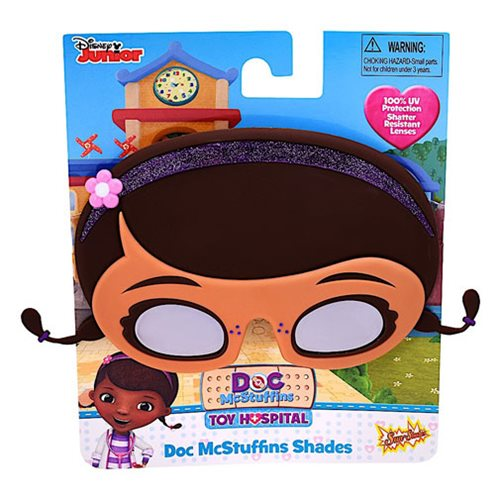 Doc McStuffins Sun-Staches