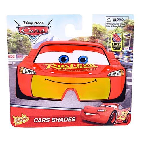 Cars Lightning McQueen Sun-Staches