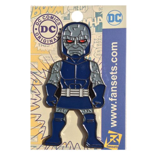 DC Comics Darkseid Pin