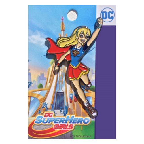 DC Superhero Girls Supergirl Pin