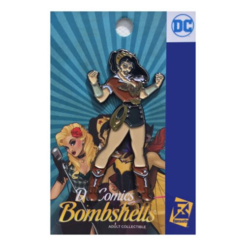 DC Bombshells Wonder Woman Pin