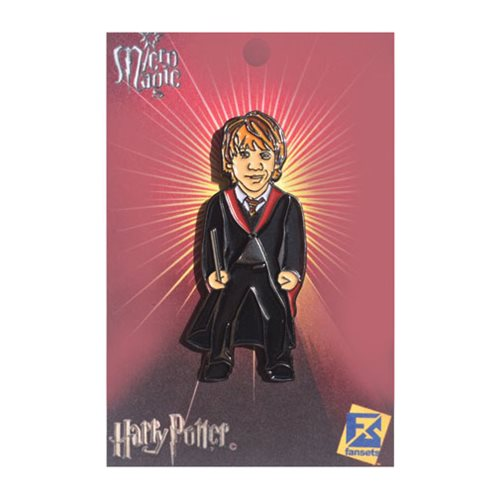 Harry Potter Ron Weasley Robe Pin