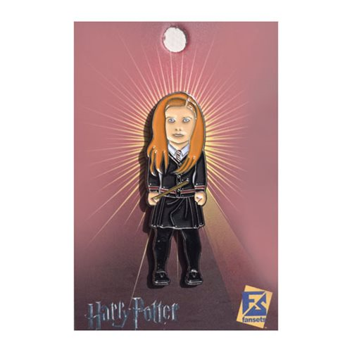 Harry Potter Ginny Weasley Pin