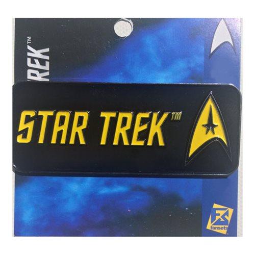 Star Trek Original Series Logo Pin