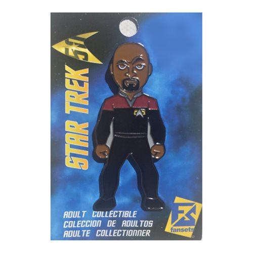 Star Trek Sisko Pin
