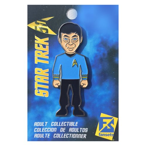 Star Trek McCoy Pin