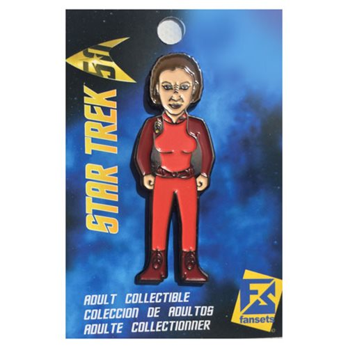 Star Trek Kira Nerys Pin