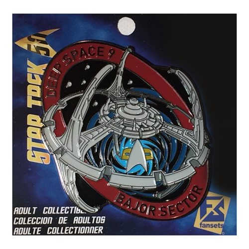 Star Trek Deep Space 9 Station Pin